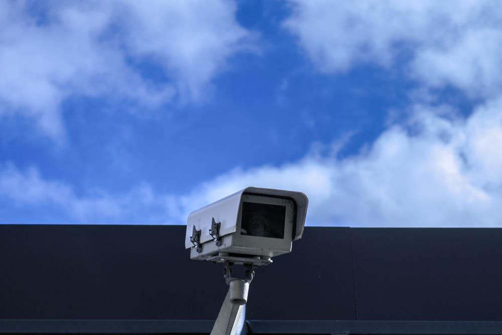 Consider video surveillance